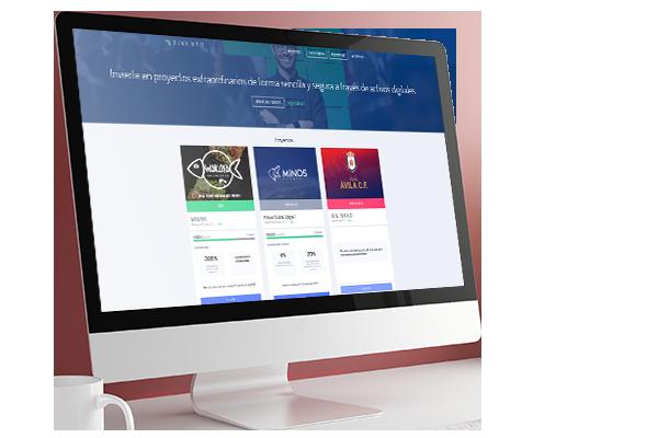 Plataforma online Dinanto